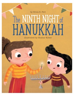 image - The Ninth Night of Hanukkah book cover