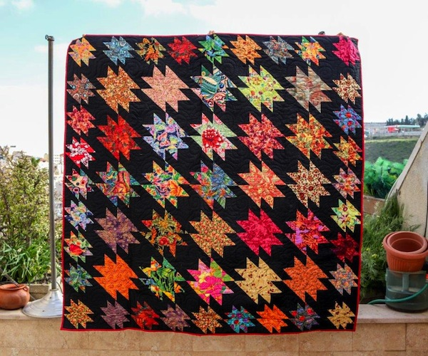 Beauty of quilting tradition