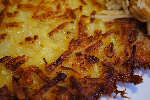 Variations on latke tradition