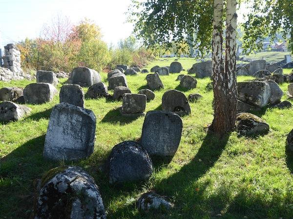 photo - The cemetery in Sarajevo, Bosnia-Herzegovina