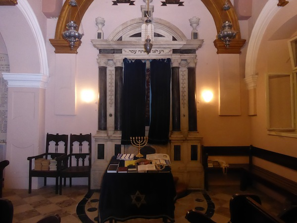 photo - The synagogue in Split, Croatia
