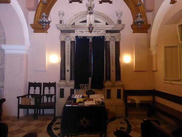 photo - The synagogue in Split, Croatia