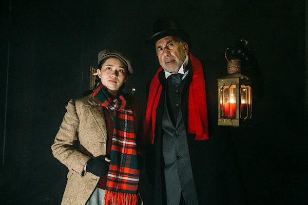Christmas Carol goes online