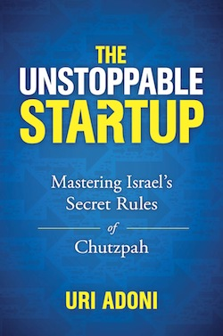 image - The Unstoppable Startup book cover