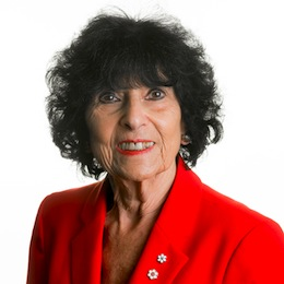 photo - Dr. Gloria Gutman
