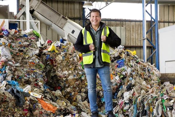 Getting rid of landfill garbage
