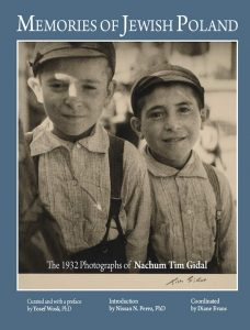 image - Memories of Jewish Poland: The 1932 Photographs of Nachum Tim Gidal book cover