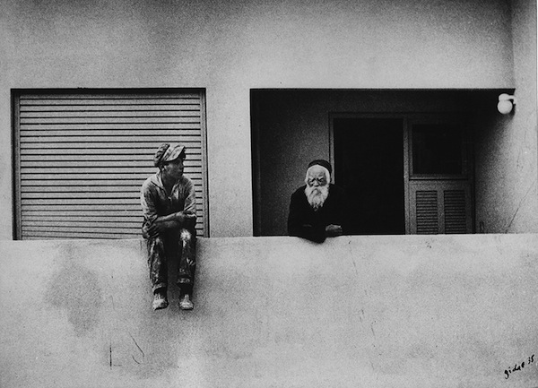 """photo - This photo, called """"Generations,"""" was taken by Tim Gidal in Tel Aviv in 1935"""