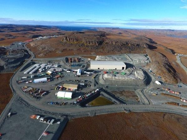 קנדה חסמה רכישה סינית של מכרה זהב בארקטיקה