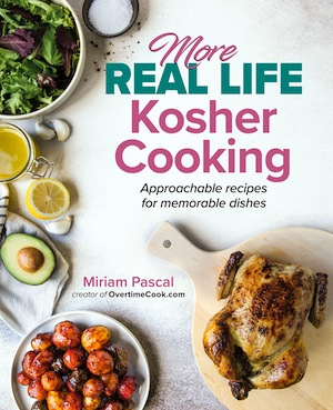 image - More Real Life Kosher Cooking book cover