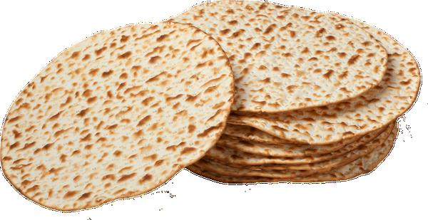 When we unmask matzah