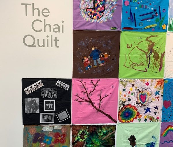 Chai Quilt grows and changes