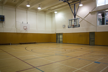 photo - JCC gymnasium