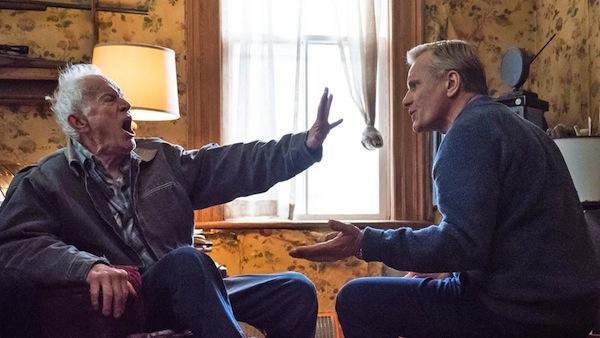 image - Lance Henriksen, left, and Viggo Mortensen in Falling