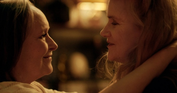 image - Martine Chevallier, left, and Barbara Sukowa in Two of Us