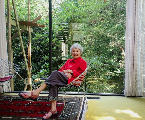 City honours Cornelia Hahn Oberlander