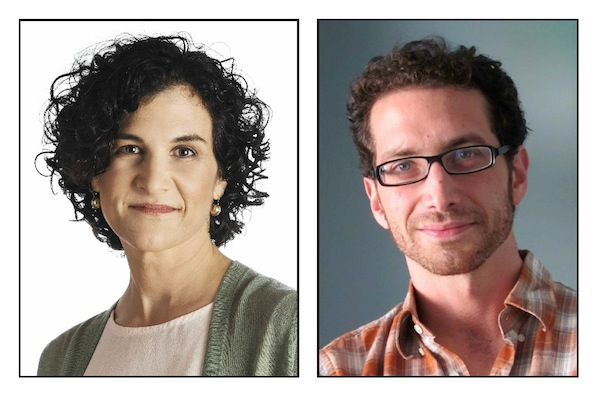 photos - Dr. Jessica Zitter and Kevin Gordon are directors of the short film Caregiver: A Love Story