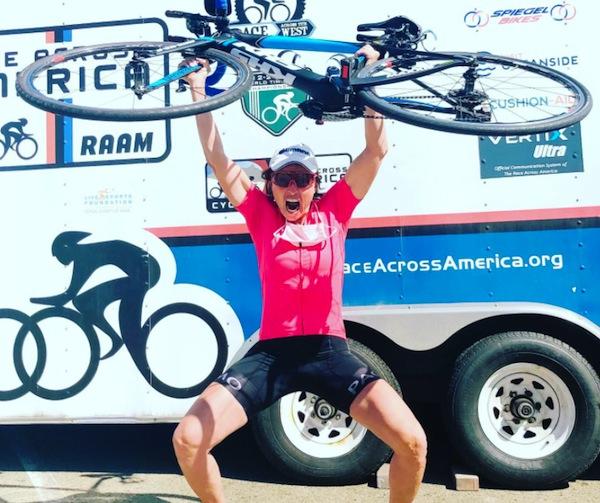 Goldstein wins 5,000km race
