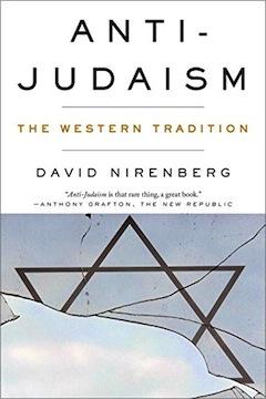 image - Anti-Judaism book cover