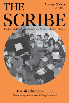 image - The Scribe book cover