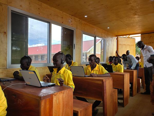 Brightening education