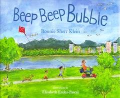 image - Beep Beep Bubbie book cover