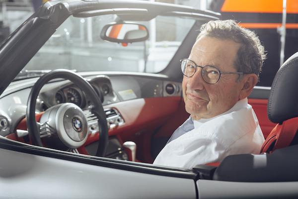 Brian Jessel BMW turns 35