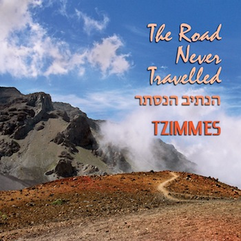 image - The Road Never Travelled album cover