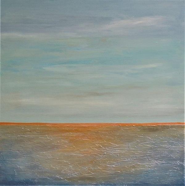 """image - """"Dawn II"""" by Monica Gewurz"""