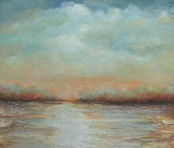 """image - """"Silver Marsh"""" by Monica Gewurz"""