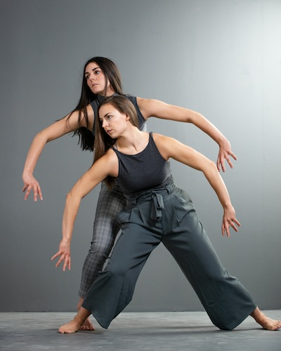 photo - Project InTandem – Meghann Michalsky and Sylvie Moquin – bring two works to the Chutzpah! Festival
