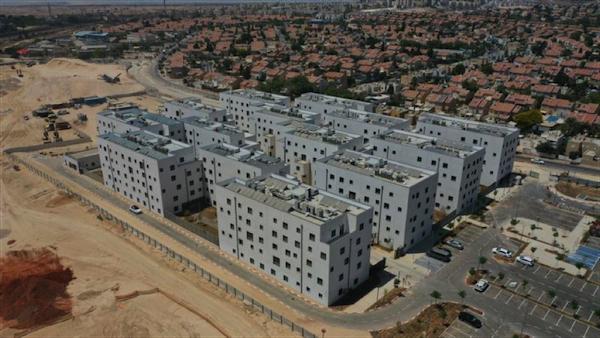 photo - Ben-Gurion University of the Negev student village