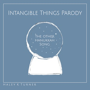 image - CD cover of Intangible Things parody